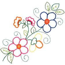 Motivo floral