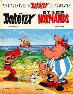 Astérix et les Normands / texte de Goscinny ; dessins de Uderzo