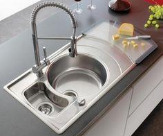Zeno Sink By Teka | Teka Kitchen Sink | Pinterest | Sinks, Kitchens And  Modern