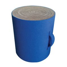 Maki Pouffe Blue, 99€, now featured on Fab.
