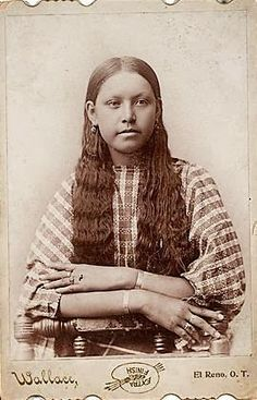 Native American Indian Pictures: Historic Pictures of Comanche Indian Women