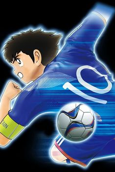 Captain Tsubasa, Good Soccer Players, Super Mario World, New Champion, Old Anime, Kids Learning Activities, Star Wars, Fujoshi, Itachi