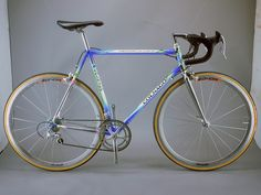 Bykes : Photo Colnago Master Olympic with Campagnolo components 👍 👌 🔥 na Vintage Cycles, Vintage Bikes, Vintage Racing, Vintage Sport, Retro Bicycle, Bicycle Race, Vintage Italian, Cycling Bikes, Road Bike