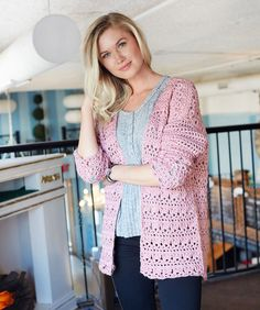 Open Front Comfy Cardigan