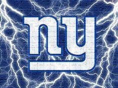 New York Giants Giants Football, My Giants, New York Giants Logo, Nfl Logo, G Man, Go Blue, Sports Teams, 4 Life, Tattoo Designs