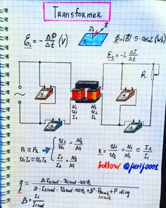 I have an assignment for you. The transformer is included in the electrical circuit ( see figure). Electrical Engineering Books, Engineering Notes, Engineering Science, Electrical Projects, Electronic Engineering, Physical Science, Electrical Wiring, Physics Notes, Physics And Mathematics
