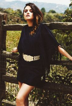 Lucy Hale - Flare Magazine 2014
