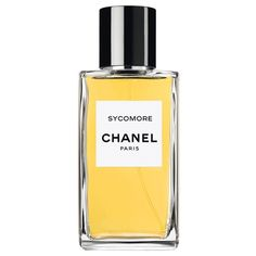 I'm trying Les Exclusifs de CHANEL Sycomore. Vetiver, sandalwood, cypress, juniper, and pink pepper.