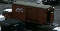 BEA Cargo Truck Tow Truck, Trucks, British European Airways, Concorde, Truck