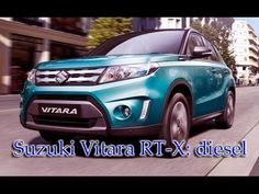 [New] 2016 Suzuki Vitara RT-X: diesel ~ {REVIEW}