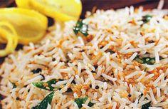 Rice Seasoned with Sesame Seeds (v)