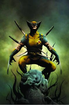 Wolverine - healing factor
