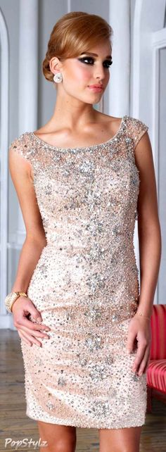 Terani Couture -Cocktail Dress