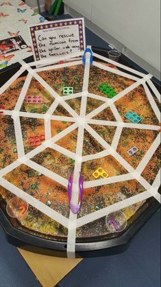 Save the bugs from the spider web Numicon Activities, Nursery Activities, Preschool Activities, Numeracy, Incy Wincy Spider Activities, Halloween Math, Halloween Activities, Autumn Activities, Halloween Week