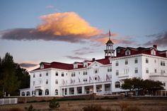 Stanley Hotel (EE UU) hotel de El Resplandor