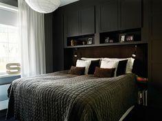 The dream master bedroom!