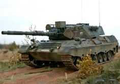 Leopard 1 | Leopard 1 A3A3