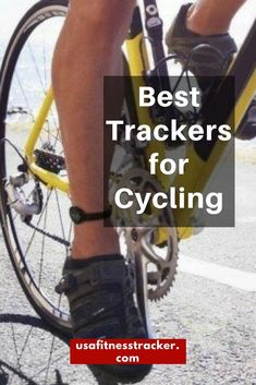 Best Fitness Tracker for Cycling 2018
