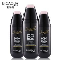 BIOAQUA Brand Air Cushion BB Cream Whitening Sun Block Perfect Cover Makeup Moisturizing Korean Cosmetics Foundation Make Up Kit