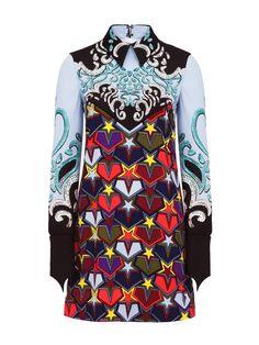 MARY KATRANTZOU Polaris Dress. #marykatrantzou #cloth #