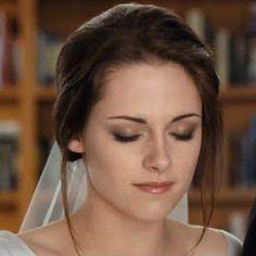 StarryEyedGlamour: Breaking Dawn, Bella Swan (Kristen Stewart) Wedding Makeup Tutorial!