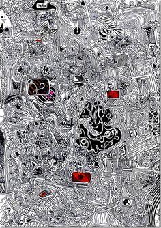 Hand Drawn Mazes ...