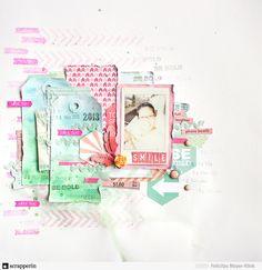 scrapperin – blog: Belle Pastel - designer projects