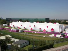 Award of Excellence Tent Manufacturing and Design The London 2012 Games Shooting Ranges Base Structures Ltd.