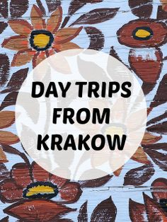 TOP 10 day trips from Krakow, Poland with #Polishtrails