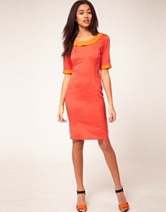 Vero Moda - Would love this in navy with pokadot trim or deep purple or just plain black.