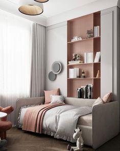 Neon Bedroom, Kids Bedroom, Teen Room Decor, Bedroom Decor, Modern Interior, Interior Design, Teenage Room, Baby Room Design, Girl Room