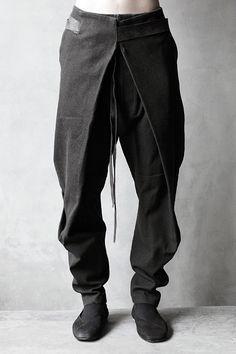 xnogodx:   InAisce by Jona | Trousers | Found on... - Blvk House
