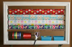 Mamie Jane's: Gift Wrapping Station
