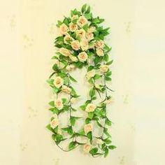Champange 1pc Silk Rose...