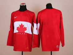 Canada Red 2014 Winter Olympics