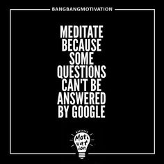 Tag someone. The more regularly and the more deeply you meditate the sooner you will find yourself acting always from a center of inner peace. -Swami Kriyananda - #bangbangmotivation by bangbangmotivation