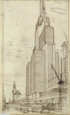 Interesting Find A Career In Architecture Ideas. Admirable Find A Career In Architecture Ideas. Architecture Drawings, Architecture Design, Chinese Architecture, Classical Architecture, Images Pop Art, Architect Drawing, Perspective Drawing, Point Perspective, Urban Sketching