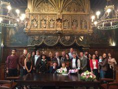 50 jaar geleden kwam de familie Garcia uit Valencia aan in Kortrijk met 3 valiezen en 3 kindjes. Opmerkelijk jubileum.