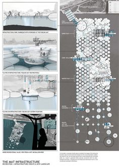 """Finalist """"WATER FUEL"""" which proposed the development of technologies that transforms salt water into energy, generating hydrogen in urban environments, to be utilized for transportation systems and urban consumption."""