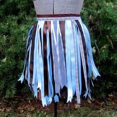 Tutu ribbon skirt... Adorable!!!