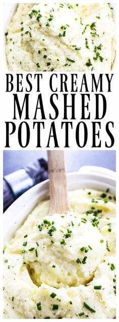 These BEST MASHED PO