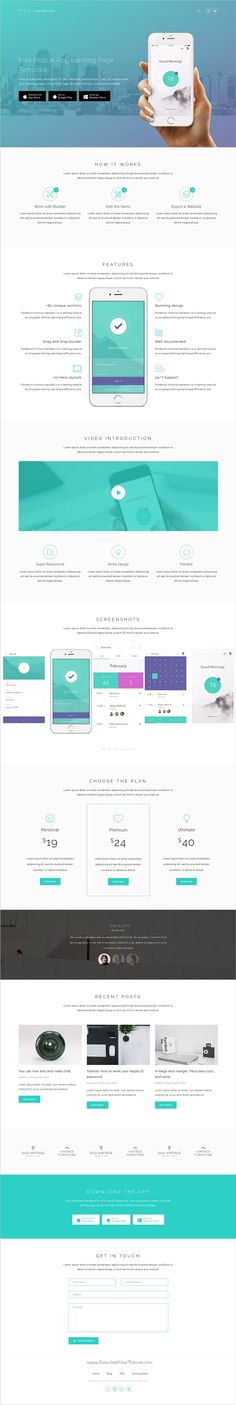 Pixa is a wonderful responsive #WordPress template for your #Landing pages, Mobile App #Showcase, Product Launch, Startups websites with 24+ unique homepage layouts download now➩ https://themeforest.net/item/pixa-app-landing-page-with-page-builder/18963210?ref=Datasata
