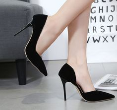 acd2d028b29 On Sale Point Toe Fashion Shoes (size 35-40)