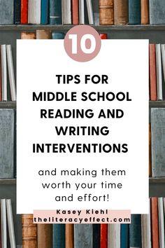 Middle School Literature, Middle School Literacy, Middle School Activities, Middle School Reading, Middle School English, Middle School Teachers, Reading Intervention Classroom, Ela Classroom, 6th Grade Reading
