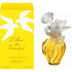 Visit Luxury Perfume, the home of great discounts and awesome deals. Get the lowest price on Nina Ricci L'Air du Temps today! Free U.S Shipping on orders over $59.00