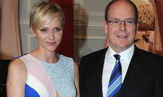 10/7/14    Princess Charlene and Prince Albert of Monaco expecting TWINS!!!!