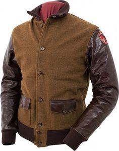 Eastman Leather – Thunderbird Field Jacket