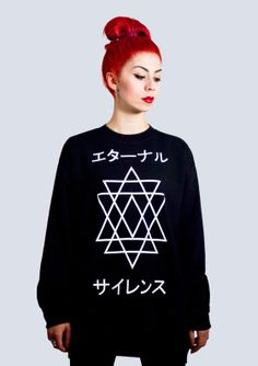 Eternal Sweatshirt #revolutiontomorrow