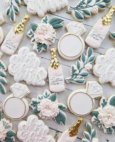Spice Cookies, Xmas Cookies, Valentine Cookies, Sugar Cookies, East Street, Couple Shower, Wedding Cookies, Royal Icing Cookies, Cookie Ideas