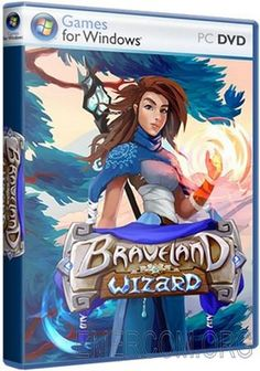 Braveland Wizard (2014) PC | Лицензия